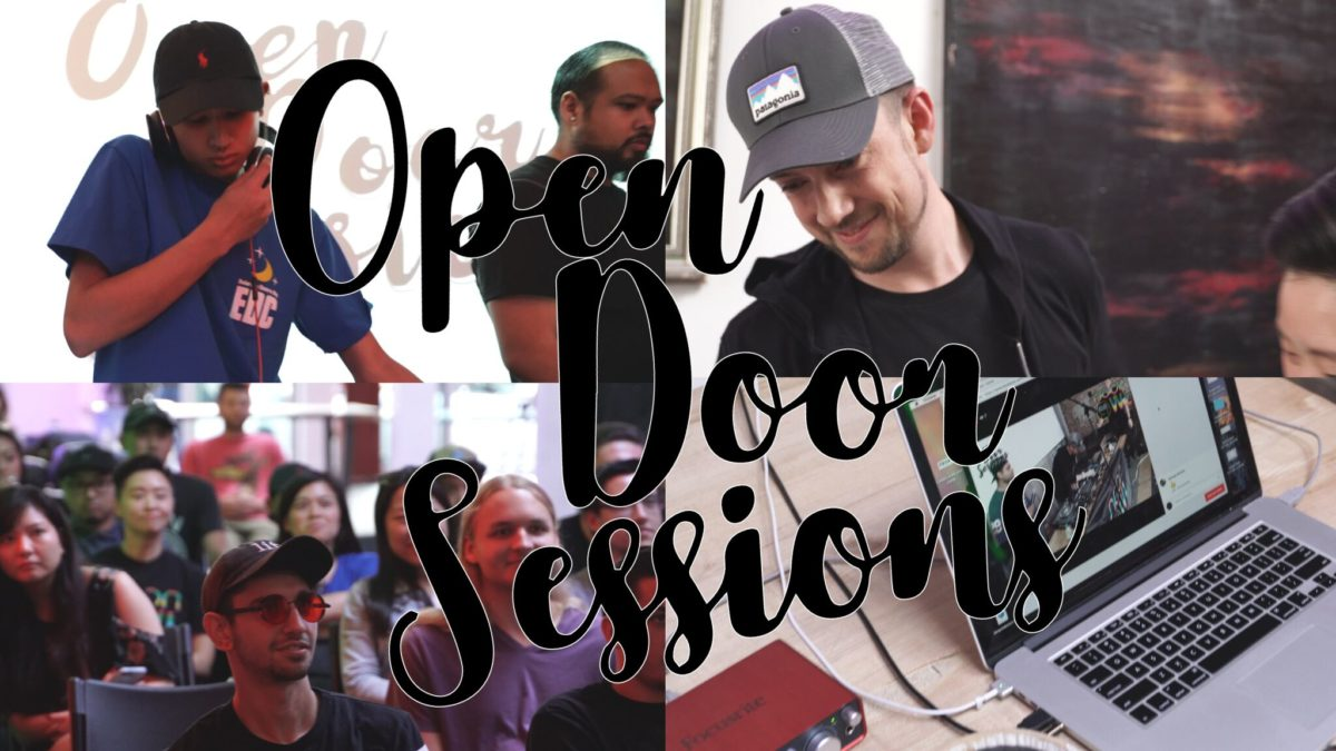 Open Door Sessions 4.0