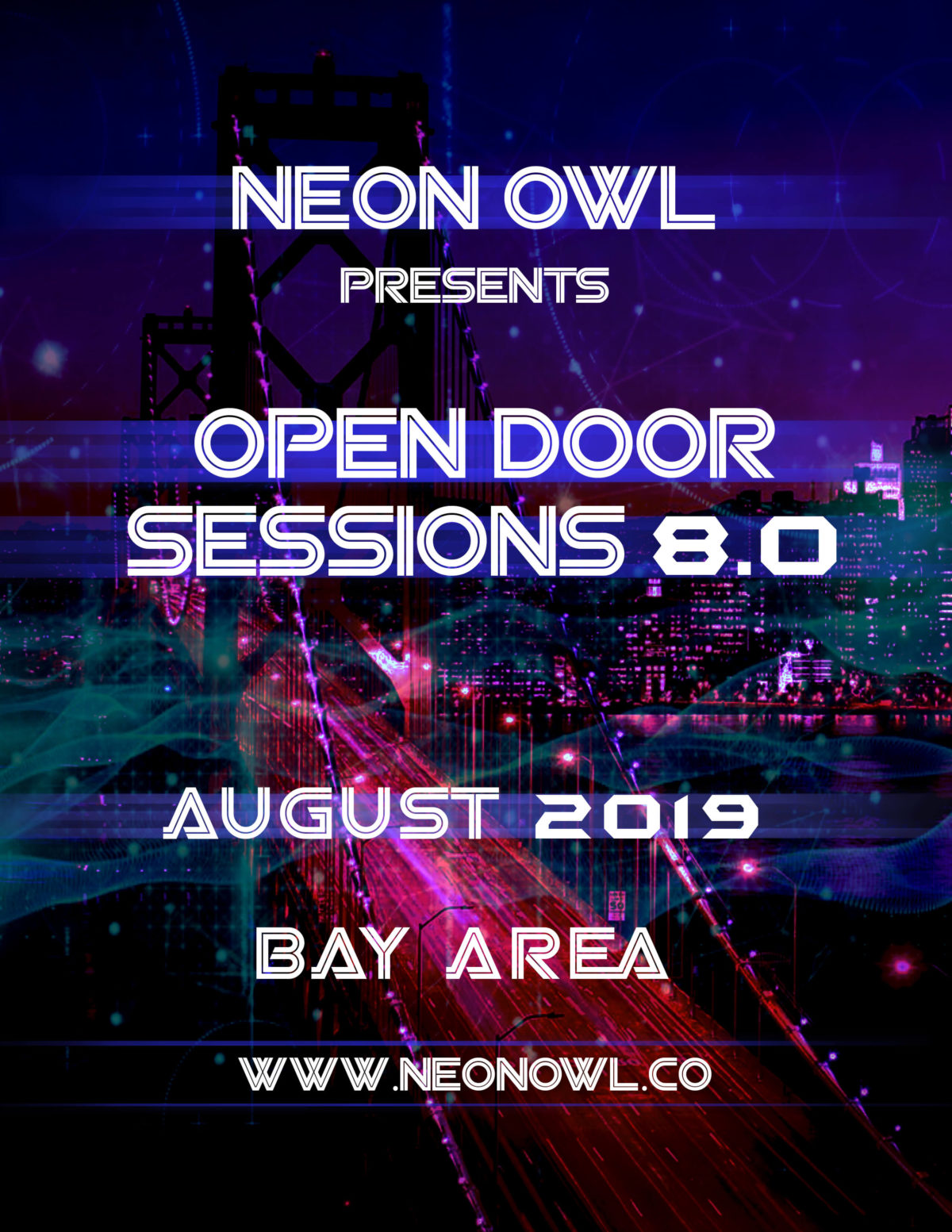 Open Door Sessions 8.0